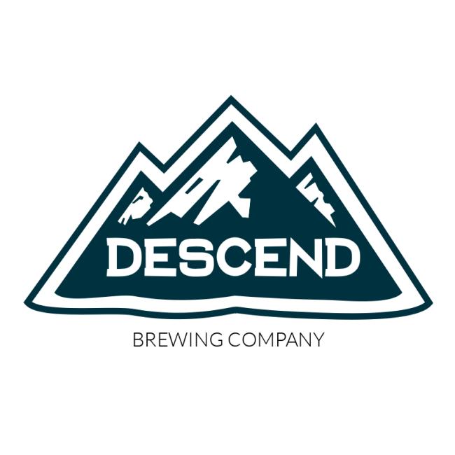 Descend Brewing Company Branding